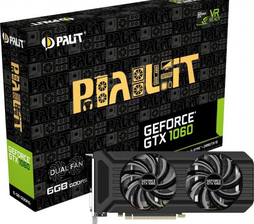 58 x GeForce GTX 1060 Dual – 6GB  VGA card